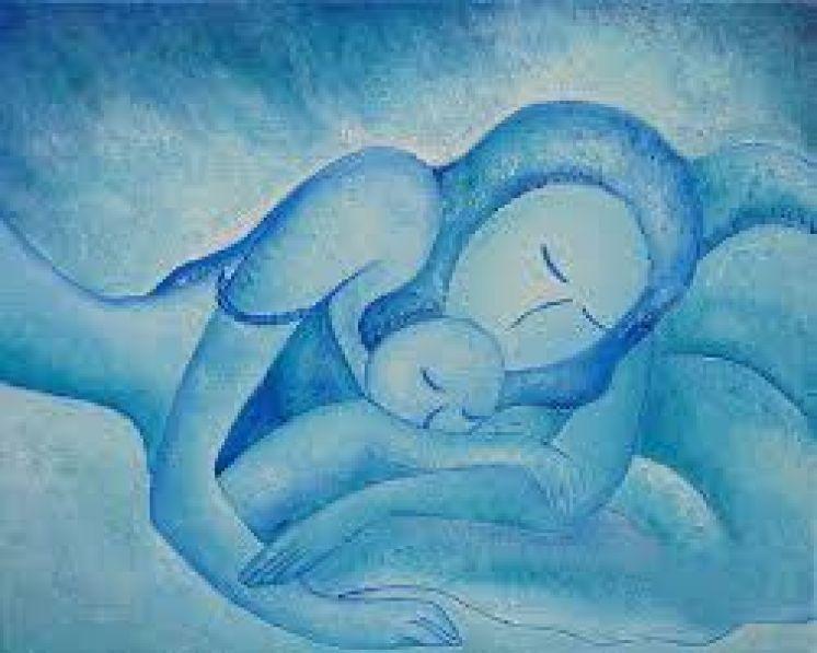 Μωρά και ασφαλές co-sleeping